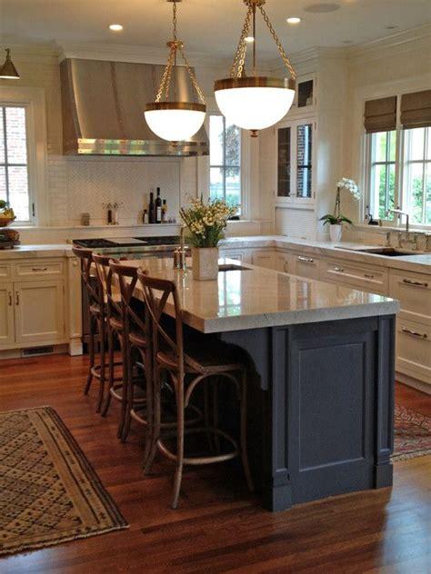 country kitchen designs with islands best 25 kitchen islands ideas on island 8435