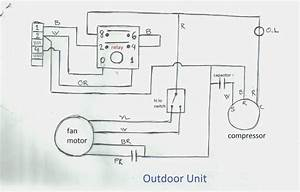 Carrier Window Ac Wiring Diagram  U2013 Volovets Info