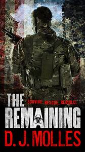 Cover Reveal: THE REMAINING by D.J. Molles | Orbit Books