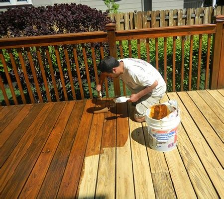 deck dock staining windows washing power  soft