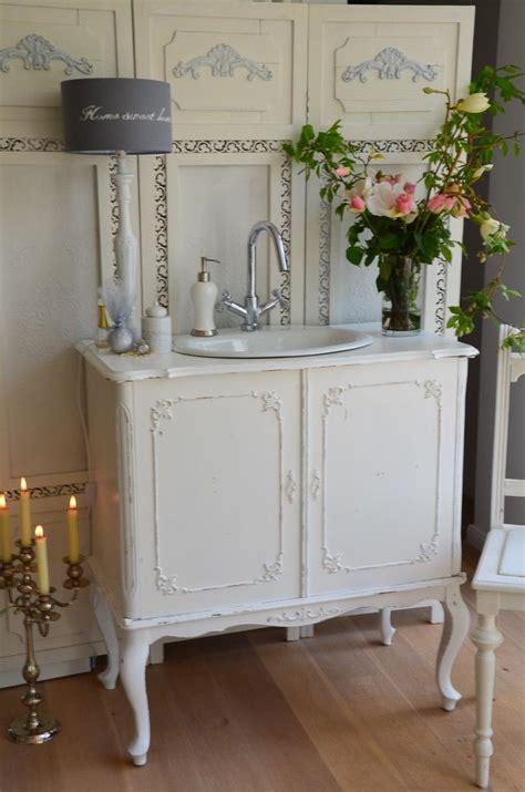 shabby chic bathroom sink shabby chic love this dresser turned into a sink shabby chic pinterest shabby dresser