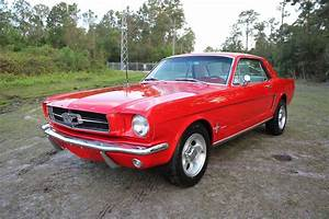 1965 FORD MUSTANG CUSTOM COUPE - 184923