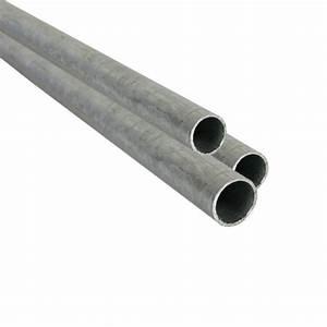 Tube Acier Rond : tubes ronds tube rond en acier galvanise 3m de diam tre ~ Melissatoandfro.com Idées de Décoration