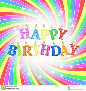 Happy Birthday Royalty Free Stock Photo - Image: 19424245  Happy