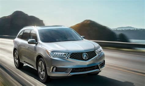 2019 acura mdx vs 2019 audi q7 near milwaukee wi acura