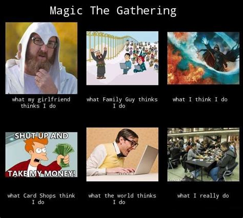 Magic The Gathering Memes - pin by b j shea on radio podcasts pinterest