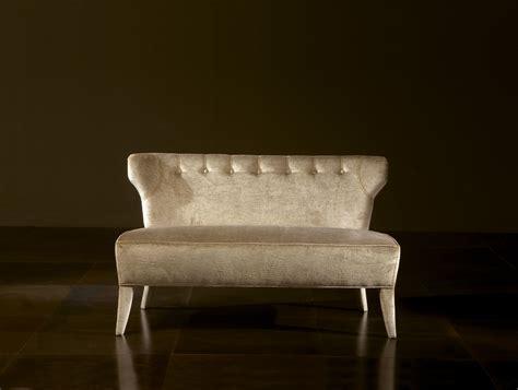 Chair Bench by Nella Vetrina Rugiano Gitta 5040 Dining Bench Chair In Gold