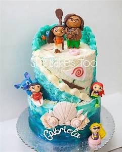 Moana And Company - CakeCentral com