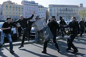 Violent clashes break out ahead of rally by far-right ...