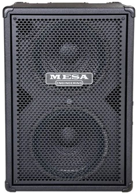 Mesa Boogie 2x15 Powerhouse Bass Speaker Cabinet And More