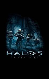 Halo 5: Guardians | Blue Team IPhone Wallpapers 740x1196 ...