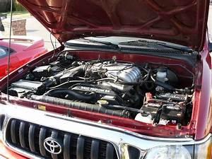 Toyota Tacoma Engine Bay