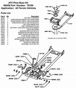 Order Oem Parts For Your Plow System Winch Here