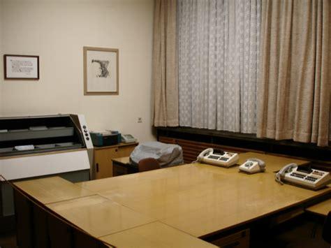 bureau secretariat stasi