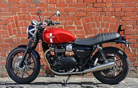 Triumph Image by Triumph Review Launch Test Mcnews Au