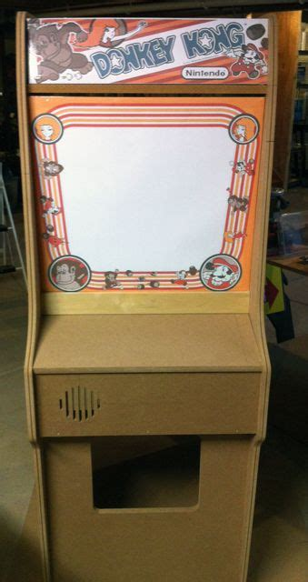how to build an arcade cabinet from scratch kong scratch build my cabinet arcade