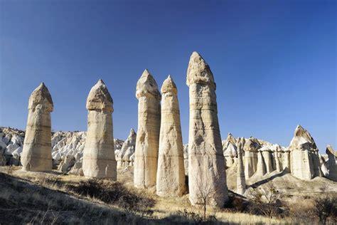 camini delle fate turchia la natura 232 pazza 10 montagne lo dimostrano