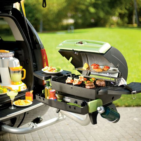 tailgate grill margaritaville portable tailgating grill the green head
