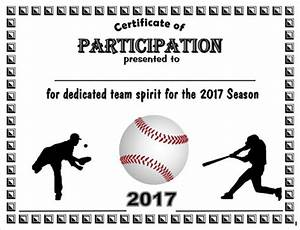 Sports Participation Certificate2