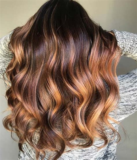 Ideas For Hair Color by 23 Unique Hair Color Ideas For 2018 Stayglam