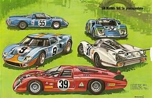 V8  Blog  Le Mans  1968  Secondo Quattroruote