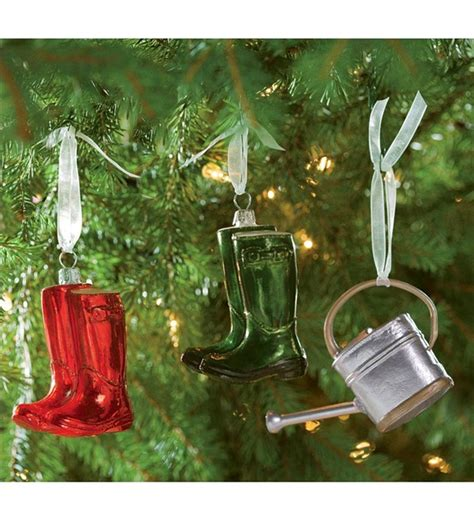 hand painted mouthblown glass christmas ornaments with