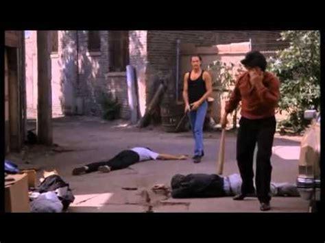 steven seagal fight scene   law baseball bat