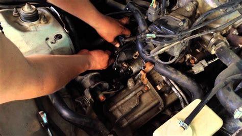 Civic Starter by 96 Honda Civic Starter Removal Part 1