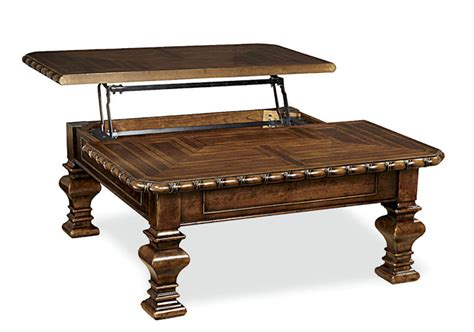 coffee table with lift top rustic cherry lift top cocktail coffee table ebay