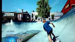 Skateboard Tricks Skate 3 Xbox 360 Youtube