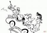 Ziege Ausmalbilder sketch template