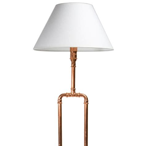 Copper Pipe Floor Lamp ? WOO .Design