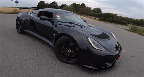 Tuned 460 HP Lotus Exige S Is An Adrenaline Injection On ...
