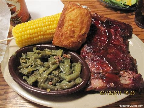 sides that go with ribs sonny s bar b q in nicholasville is a great place place to get your bar b q fix 171 hyoungry man