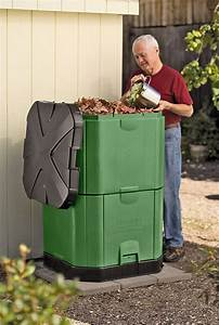 Aerobin® Composter Best Compost Bin Gardener's Supply