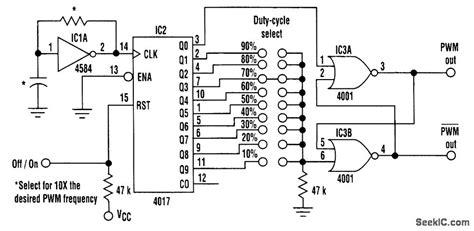 Generate Accurate Pwm Signals Digital Circuit Basic