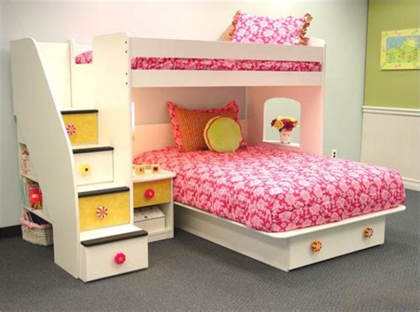 bunk beds room design things to do to decorate your little girls bedroom ideas keribrownhomes