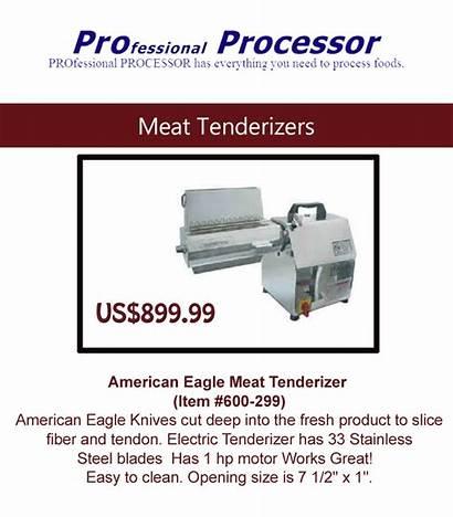 Meat Tenderizer Electric Tenderizers Manual Commercial Motor