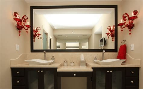 classy bathroom mirror ideas pleasanton glass company