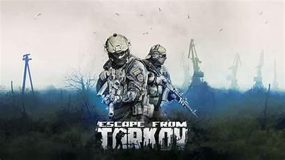 Tarkov Escape Wallpapers 4k Uhd
