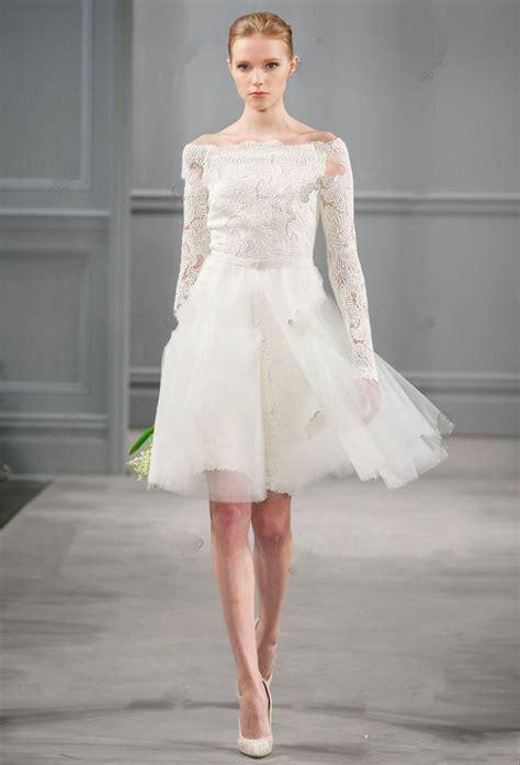 long sleeve wedding dresses dressed  girl