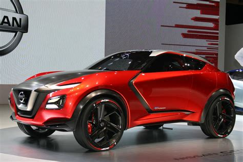 mini electric generator nissan gripz in hybrid concept at 2015 motor