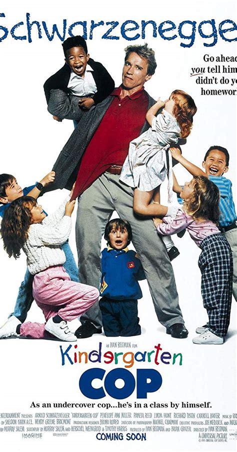 Kindergarten Cop (1990) Imdb