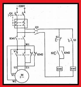 Single Phase Motor Controlled Circuit