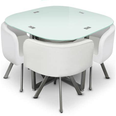 bureau en verre alinea table à manger design et compacte mosaic 90 meuble et