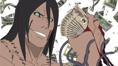 Kakuzu Blood Money By Sakumofubuki On Deviantart
