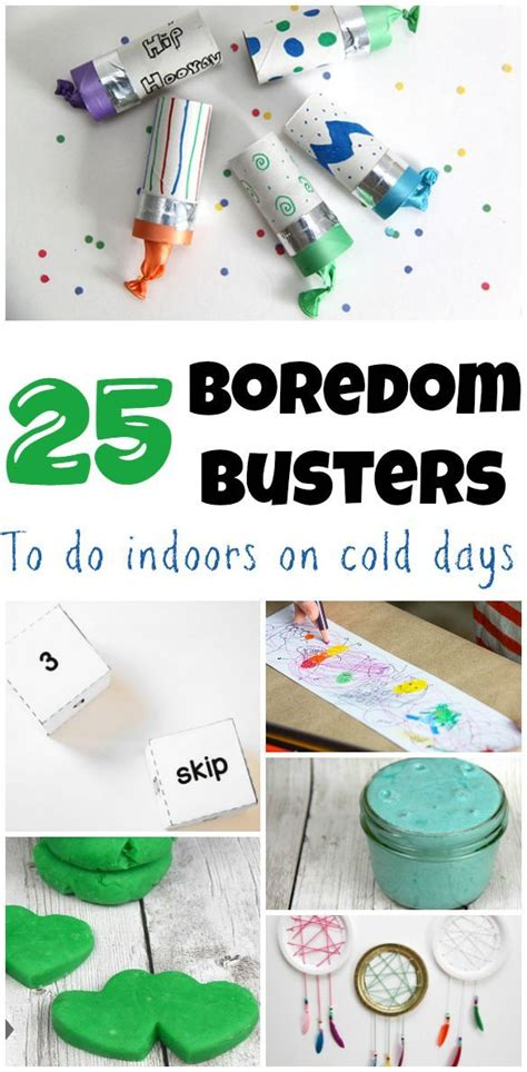 indoor activities  kids  boredom busters  kids