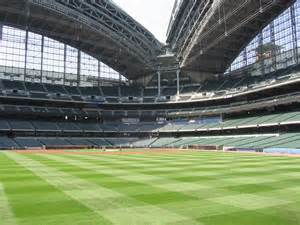 Miller Park Brewers Stadium