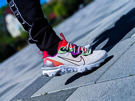 "Nike react vision joker size 9.5 original price $140top rated seller. Latest Pickup: Nike React Vision D/MS/X ""White Iridescent ..."