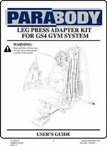 Life Fitness Gs4 Users Manual Lp5a